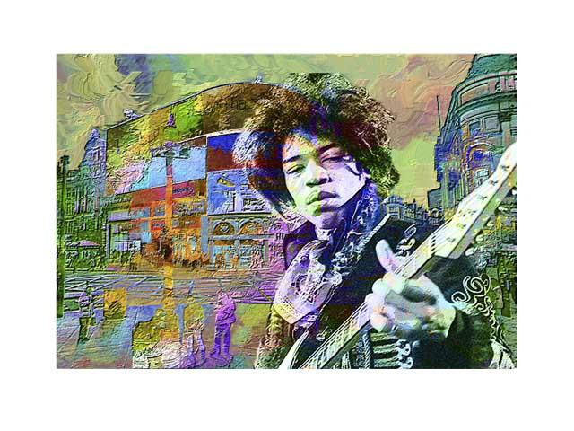 Jimi Hendrix al Piccalilli