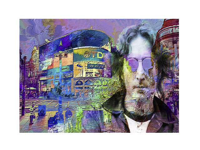 John Lennon at Piccalilli
