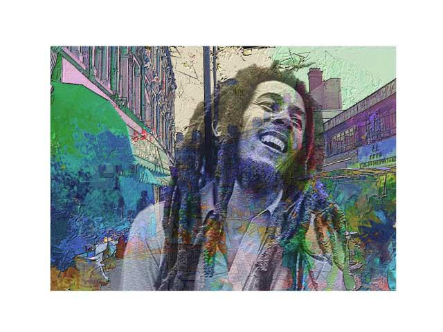 Bob Marley at Brixton